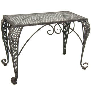 Wrought Iron Rustic Garden Table (China)