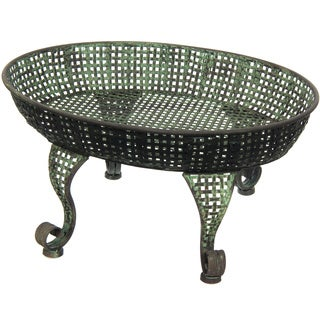 Iron Table Tray Garden Stand (China)