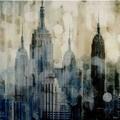 Parvez Taj 'Empire 3' Canvas Art