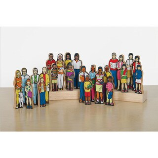 Multi-Cultural 24-piece Family Set