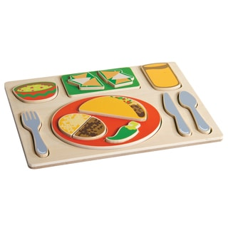 Guidecraft Sorting Food Tray Mexican