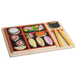 Guidecraft Sorting Food Tray Japanese