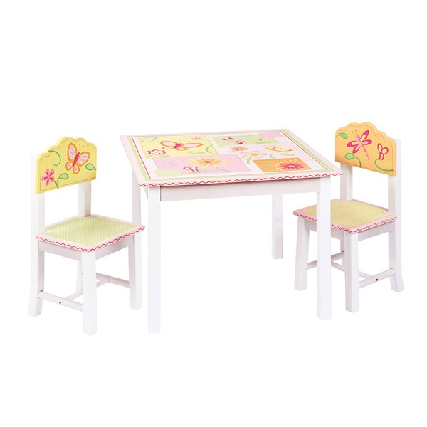 Gleeful Bugs Table and Chair Set