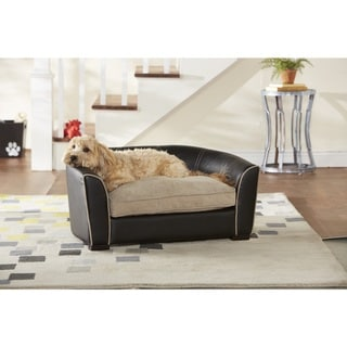 enchanted home pet remy furniture pet bed overstock shopping the best prices on enchanted