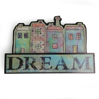 KM Daydreams 'Dream' Word Art