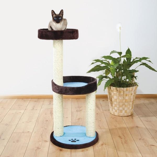 Trixie Lugo 41-inch Plush Cat Tree