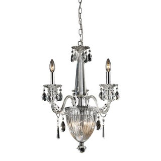 Elk Lighting Banburgh Crystal 6-light Crystal Pendant Fixture