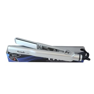 One Styling Crush 1-inch Silver Flat Iron