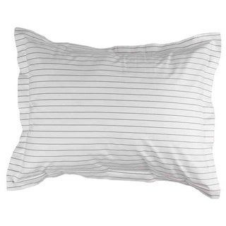 Marc Thee Home Henry Hills Collection 560 Thread Count Pinpoint Oxford Cotton Pillow Shams