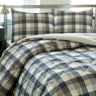 Eddie Bauer Finn Hill Reversible 3-piece Comforter Set