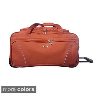 Kemyer 26-inch Medium Rolling Upright Duffel Bag
