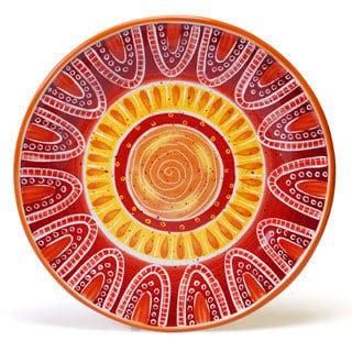 Tapas 16-inch Round Platter