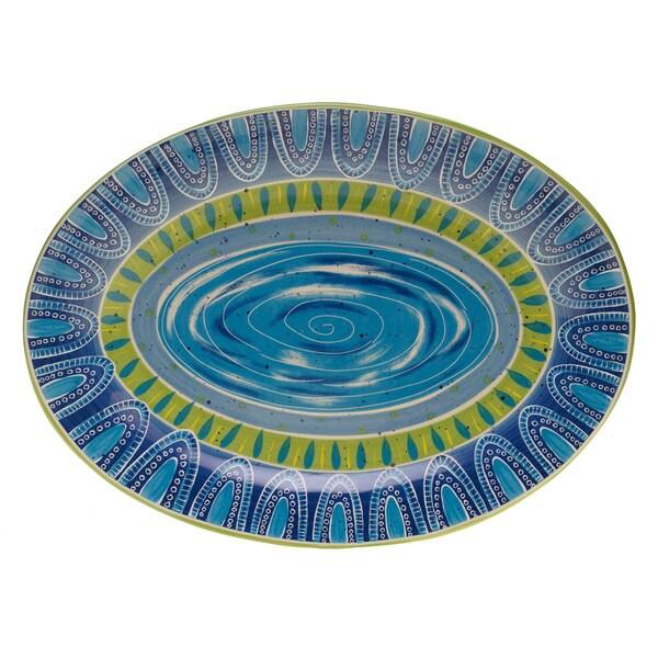 Tapas Large Oval Platter