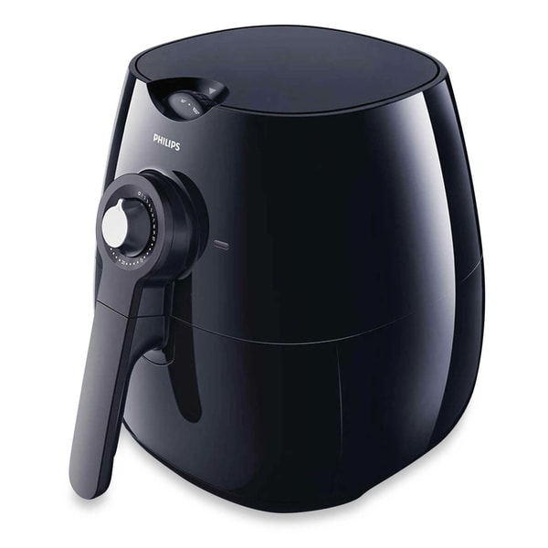 Philips HD9220/26 Black Viva Airfryer