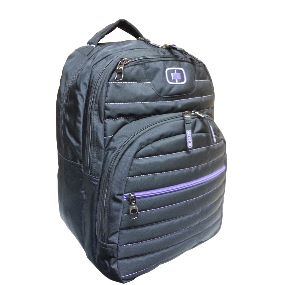 Ogio Black/ Orchid Puff 16-inch Laptop Backpack at Sears.com