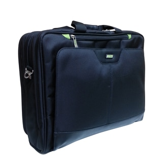 H2T Ballistic Black Nylon 16-inch Briefcase