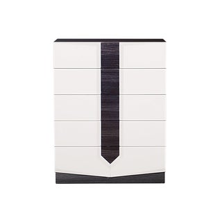 Hudson White/ Grey Chest
