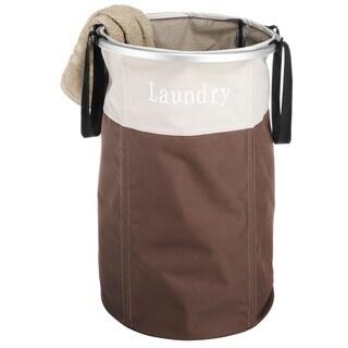 Whitmor Easy Care Java Laundry Hamper