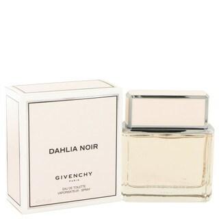 Givenchy Dahlia Noir Women's 2.5-ounce Eau de Toilette Spray