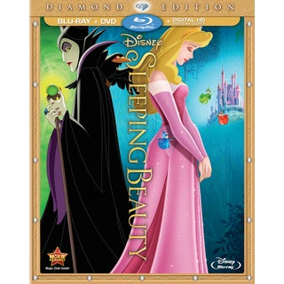 Sleeping Beauty (Diamond Edition) (Blu-ray/DVD)
