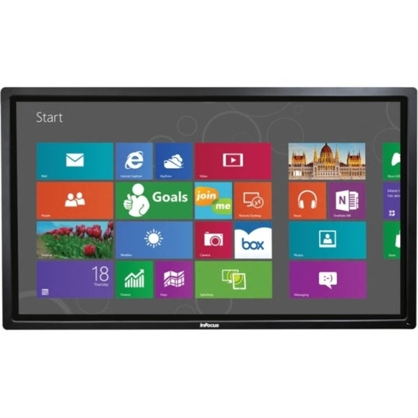 InFocus BigTouch INF7011 All-in-One Computer - Intel Core i5 i5-2520M