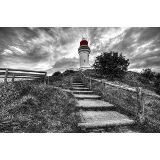 Lighthouse' Gallery Wrapped Canvas