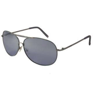 Guess Women's GU6189 Aviator Sunglasses