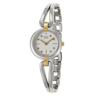 ESQ by Movado Women's 07101443 'Corbel' Two-Tone Stainless Steel Swiss Quartz Watch