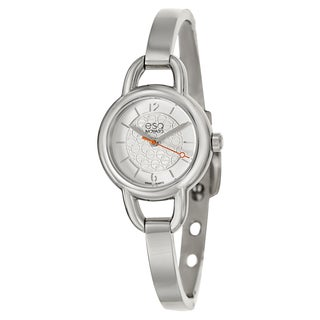 ESQ by Movado Women's 07101418 'Status' Stainless Steel Swiss Quartz Watch