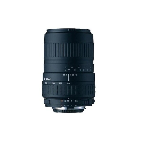 Sigma DL 100-300mm f/4.5-6.7 AF Telephoto Lens for Minolta Maxxum