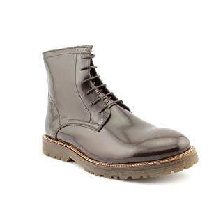 Steve Madden Men's 'Longshot' Leather Boots (Size 10.5 )