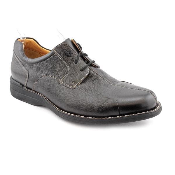 Johnston & Murphy Men's 'Shuler Bicycle ' Leather Casual Shoes (Size 10 )