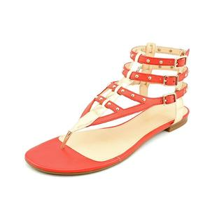 Enzo Angiolini Women's 'Taraketh' Leather Sandals