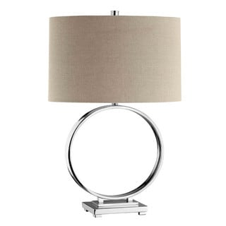 O' Chrome Table Lamp
