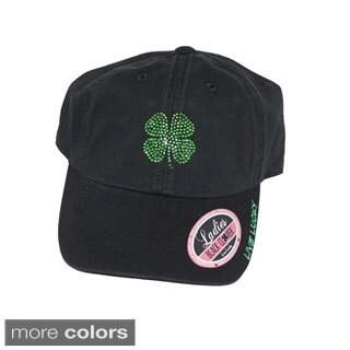 Black Clover Bling #1 Adjustable Women's Hat