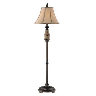 Roma Bronze Floor Lamp