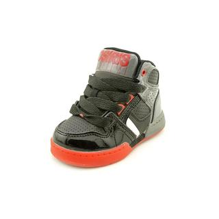 Osiris Boy (Toddler) 'NYC 83' Leather Athletic Shoe