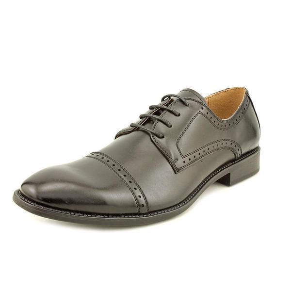 Robert Wayne Men's 'Michigan' Faux Leather Dress Shoes