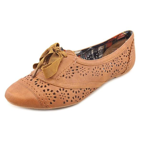 Not Rated Women's 'Rosebud' Faux Leather Casual Shoes