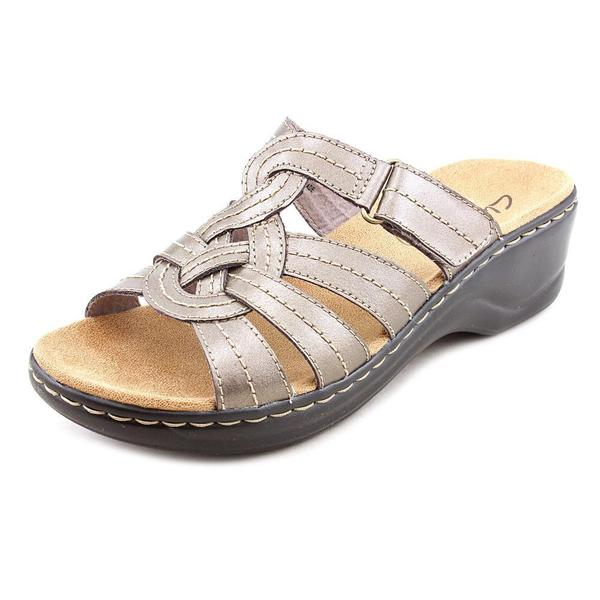 Clarks Women's 'Lexi Dill' Leather Sandals