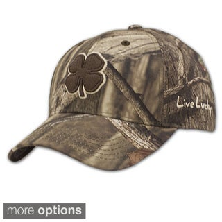 Lucky Clover Hunting Camo Hat