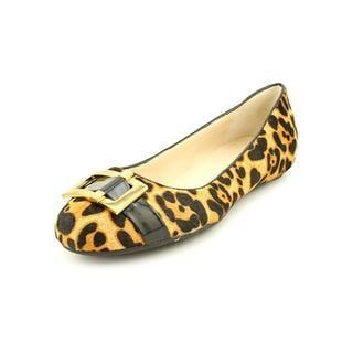Franco Sarto Women's 'Hinge 2' Hair Calf Dress Shoes