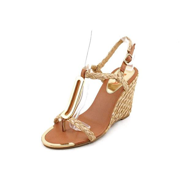Mia Women's 'Tiffany' Basic Textile Sandals