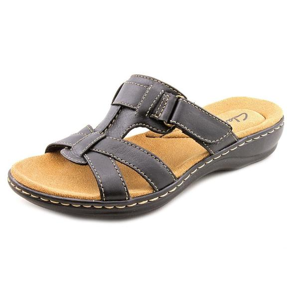 Clarks Women's 'Leisa Bora' Leather Sandals