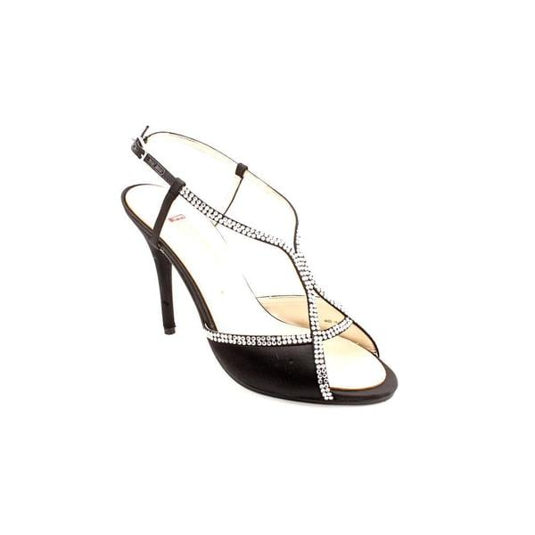 E! Live From The Red Carpet Women's 'E0044' Satin Sandals