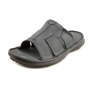 Clarks Men's 'Swing Around' Leather Sandals