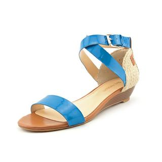 Enzo Angiolini Women's 'Keddy' Patent Leather Sandals