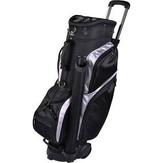 "RJ Sports Wheeled 9.5"" Golf Transport Bag"