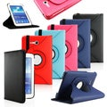Gearonic PU Leather Rotating Case for Samsung Galaxy Tab 3 7inch T210