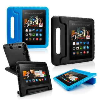 Gearonic Kids Foam Case Cover Handle Stand for Kindle Fire HDX 8.9-inch